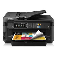 Epson WorkForce WF-7610 All-in-One Inkjet Printer